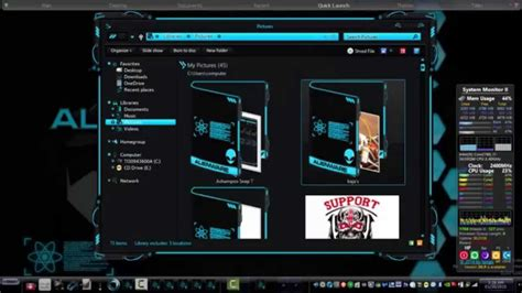 themes by eclipse alienware eclipse theme of emmett s laptop youtube