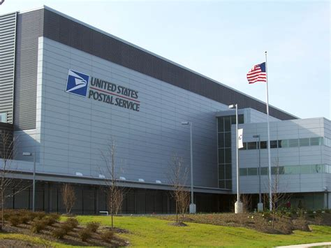 Usps Postal Office by United States Postal Service Processing And Distribution