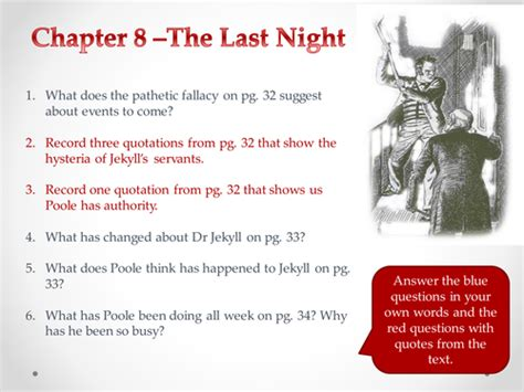 jekyll and hyde chapter 5 themes the strange case of dr jekyll and mr hyde chapter 8 by