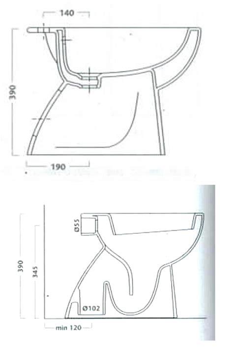 bidet colibri 2 scheda tecnica scheda tecnica sanitari bagno pozzi ginori serie colibr 236 02