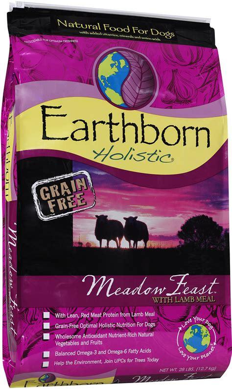 earthborn holistic food reviews earthborn holistic meadow feast grain free food 28 lb bag chewy