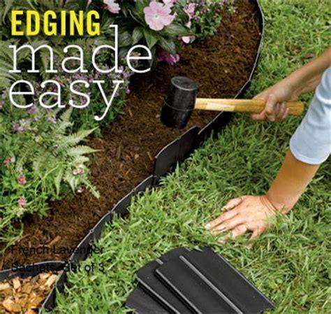 Gardeners Supply Edging Image Gallery Edging Mulch