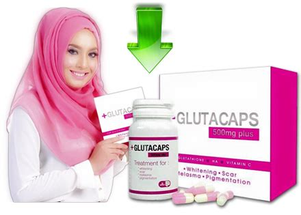 Normal Gluta ekinbeautyline glutacaps 500mg plus