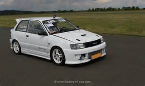 Toyota Starlet Gt Turbo Kits Toyota 1992 Starlet Gt Turbo The History Of Cars