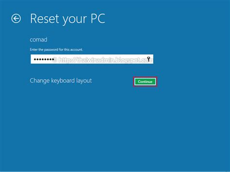 windows resetting your pc how to reset windows 8 pc windows administrator blog