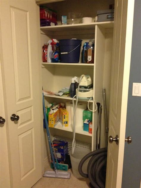 The Broom Closet by Broom Closet Cabinet Lowes Ideas Advices For Closet