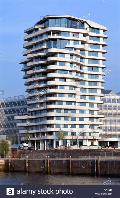 Marco Polo Tower by Residential Marco Polo Tower Behnisch And Partner