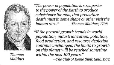 malthus founder of modern demography books what s the malthusian premise alternative