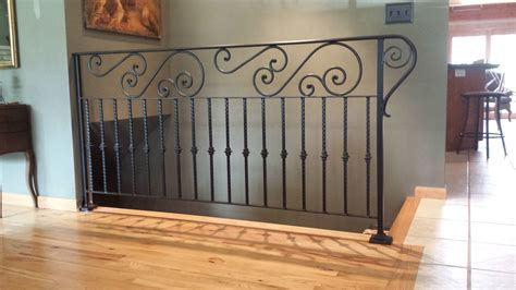 Decorative Railing Custom Decorative Railing