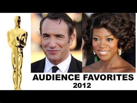 Oscar Nominations My Picks by Oscars 2012 Winners Audience Picks For Best Picture Best
