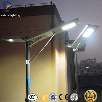 Solar Lights Thailand Price 12w 15w 20w Integrated Solar Light For