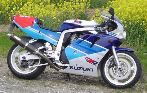 89 Suzuki Gsxr 750 Suzuki Motorbikespecs Net Motorcycle Specification Database