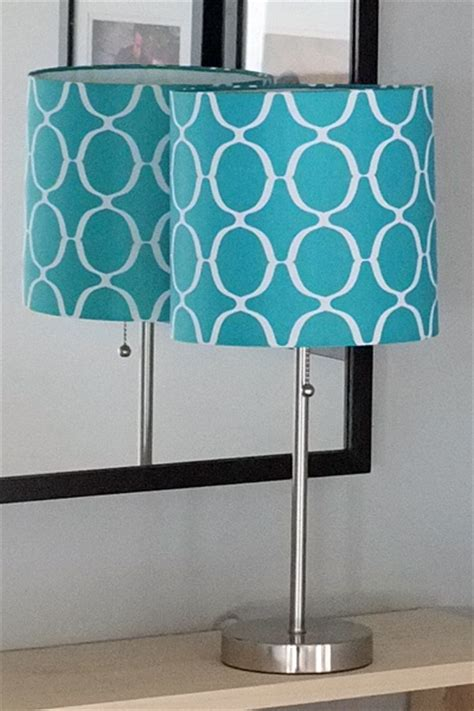 Teal And Brown L Shade by Frugal Brown Teal L Shade L Shade Brown L