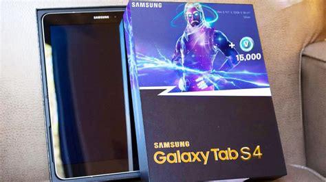 unlocking  galaxy skin   galaxy tab  fortnite galaxy skin gameplay youtube