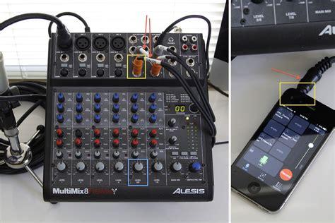 Mixer Audio Mixer Audio how to setup a mix minus for recording skype the