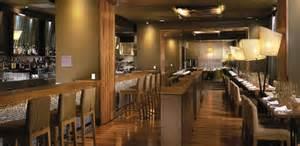 luxury modern americano restaurant interior design of hotel vitale san francisco california