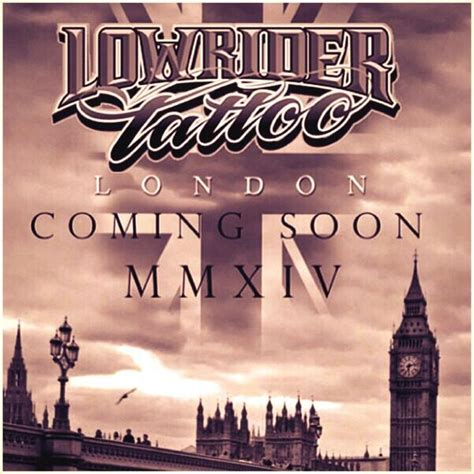 lowrider tattoo london bethnal green teddy hendrix s w t nickteddy87 influencer profile klear