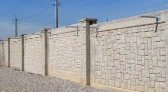 Outside Wall Designs security fences and security walls aftec
