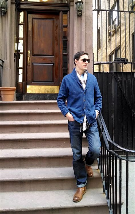 midtown s men s style midtown chap s preppy fall casual style