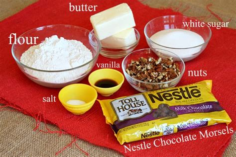 21 Ingredients And Directions Of Devilishly Delicious Chocolate Cupcakes Receipt by Chocolate Chip Cookie Brittle
