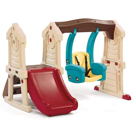 swing and slide set for toddlers indoor swing sets for kids whereibuyit com