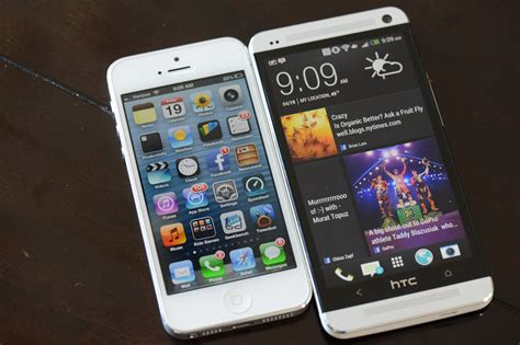 one iphone 5 reasons the htc one is better than the iphone 5