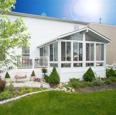 Better Homes Sunrooms Harrisburg Pennsylvania Sunrooms And Awnings By