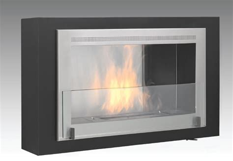 montreal wall mounted fireplace by eco feu