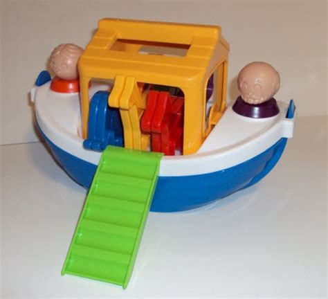 noah s ark boat with animals tupperware tuppertoys noah s ark boat with animals games