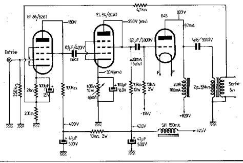 what do capacitors do in a guitar lifier s schematics αναζήτηση electronics circuit diagram vacuum