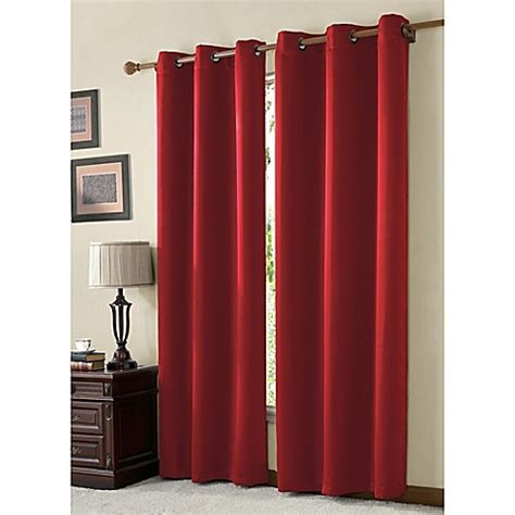 red room darkening curtains buy vcny mckenzie juvi 63 inch room darkening grommet top