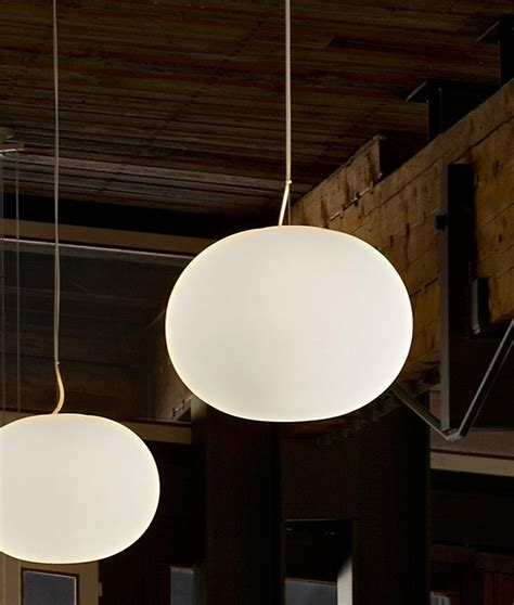 Floss Lighting by Glo S2 Pendant Light By Flos