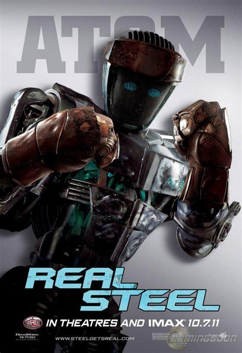 film robot atom film real steel affiche fran 231 aise et extrait vid 233 o