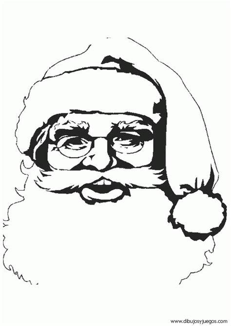 dibujo de cara de pap 225 noel para colorear dibujos net dibujos papa noel cara 013 dibujos y juegos para pintar
