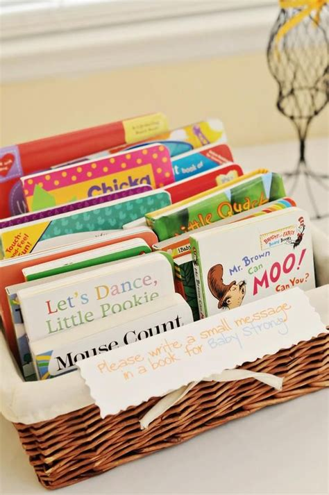 gift ideas books the 48 best images about baby shower ideas on