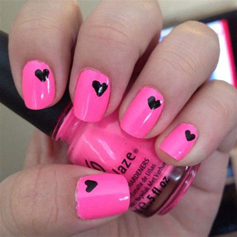 pictures of nail designs for valentines day 15 easy s day nail designs ideas