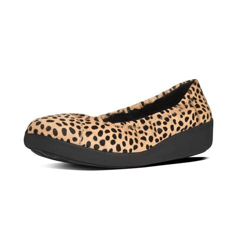 cheetah print shoes for ff2 f pop ballerina leopard pony effect