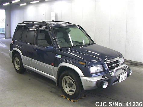 Suzuki Escudo 1997 1997 Suzuki Escudo Grand Vitara Blue For Sale Stock No
