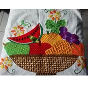Canastas De Frutas Para Pintar En Tela  Imagui