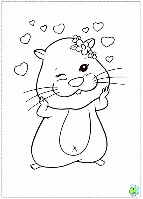 coloring pages zuzu pets zhu zhu pet coloring pages coloring home