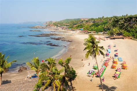 goa tourism  india top    images