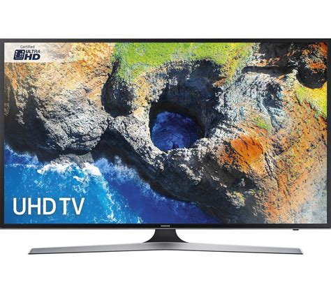 Led Ultra Hd samsung ue50mu6120 50 quot smart 4k ultra hd hdr led tv deals