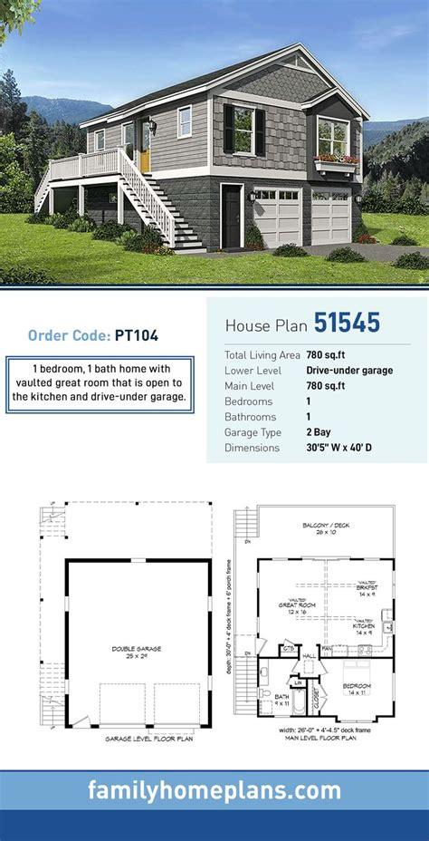 56 best garage apartment plans images on pinterest