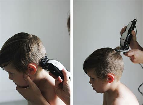 diy boy haircuts how to modern boy s haircut 187 the merrythought