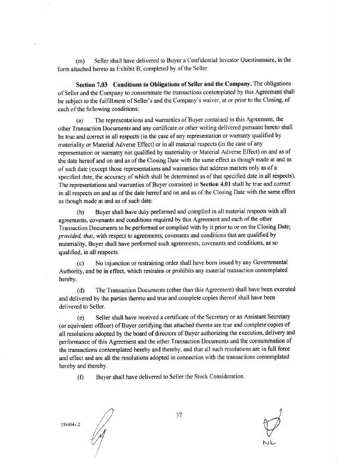 section 37 2 agreement contract by cosmos holdings inc