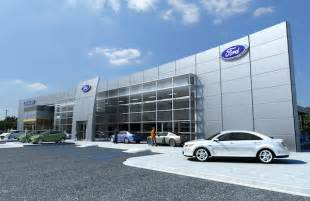 Ford Dealership In Ford Dealerships Get Environmental Assessment In