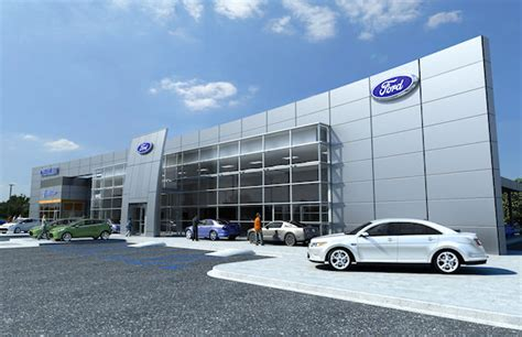 Motorhome Garage Plans by Ford Dealerships Get Environmental Assessment In