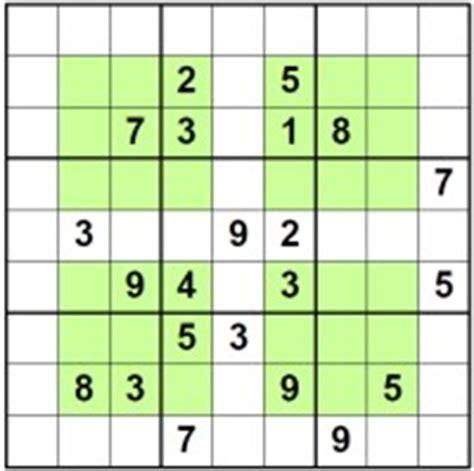 printable hyper sudoku hypersudoku a z of puzzle information