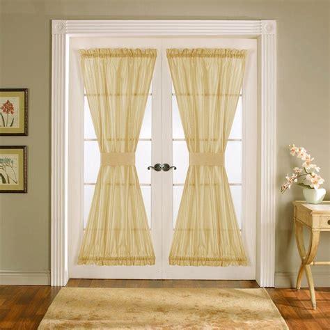 door windows curtain decorating ideas window dressing french door window shades window treatments design ideas