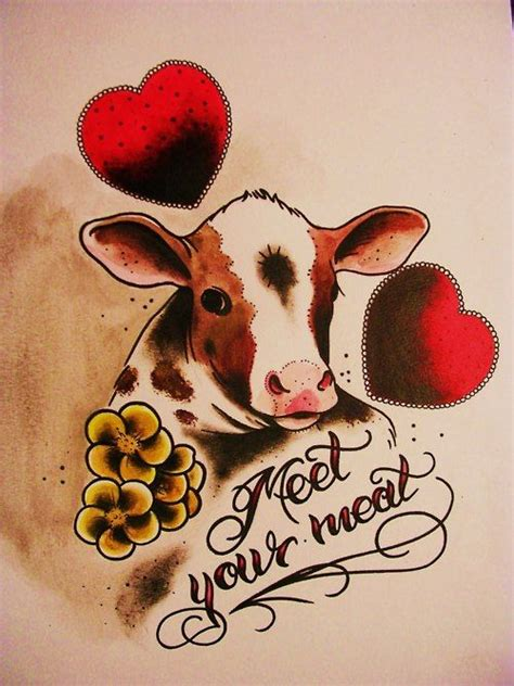 hollywood tattoo leeds opening times 1000 ideas about cow tattoo on pinterest tattoos vegan